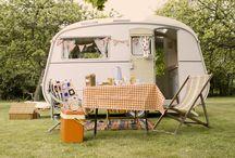 van life / living on wheels.