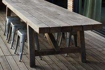 Wooddeck Table ウッドデッキ テーブル