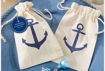 Nautical Baby Shower / Nautical Baby Shower Favors, Party Ideas and Baby Gifts / by Saige Nicoles