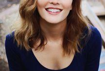 Leighton Meester. / La belle New-Yorkaise**