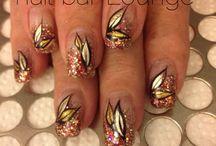 Autumn nails inspirations