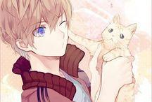 So cute boy :3