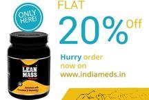Festive sale Flat 20% Off #Endura Products at #Indiameds
