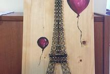 string art!!