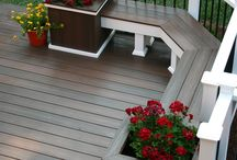 Decks and porches / by Deb Hain