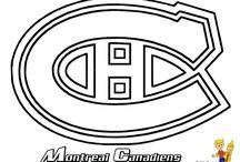 Hockey printables