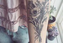 Buketter tatuering