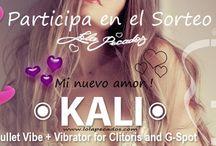 Sorteo Kali, tu nuevo amor.