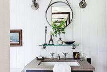 Chautauqua bathroom