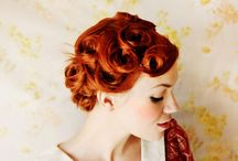 Rockabilly Retro Hair / by Rockin' Ramzi's