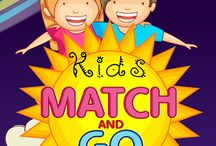 Match & Go Matching Cards Game / Match and Go provides better entertaining and brain training platform to your kids at home. This game is a full of fun, entertaining and puzzle network for preschool kids.  It is available for Android Smartphone and Tablet devices only. Download Now  https://play.google.com/store/apps/details?id=com.littletreehouseapps.learninggames.matchingcardsgame.matchandgo