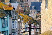 Atlantique & Océanique / style de vie du littoral atlantique, Bretagne, pays Basque, poissons, crustacés, boites de sardines, phares, océan...