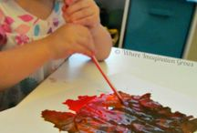 arts and crafts preschool / by shelley sikich