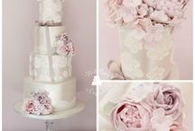 My Wedding Cakes / Wedding Cakes by Wish Upon a Cupcake
