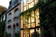 F A C A D E S. / facades architecture. composition