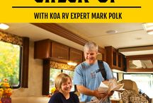 RV Tips & Tricks / Information for both new and seasoned RVers