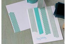 Washi Tape Ideas!