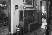 Ons (t)huis / Foto's van huizen en interieurs uit de fotocollectie van het BHIC waarbij je je thuis voelt