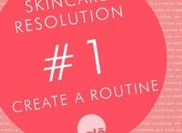 Skincare Resolutions