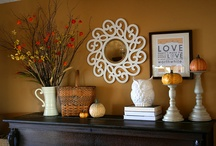 Fall Decor / by Beth Tantanella-Gamache