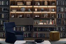 living shelf wall