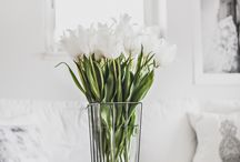 flowers home decor