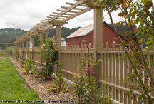 Gates, Fences & Screens / by Tammy Martin (TMLD)