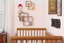 Kids' rooms / by Amanda Faleschini