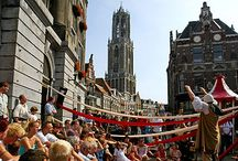 Utrecht, NL / Places I like of this Dutch City