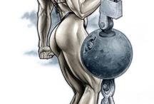 Fun Muscle Repins