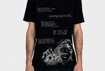 story.everything.we / #design #tshirt #clothing #poetry #surrealism #drawing #contemporary #indonesian #story #everything #we