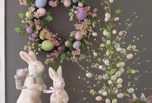 Easter / #eAsTeR#Easter#Decor#Spring#Eggs#Vintage easter