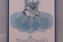 Stampin Up - Dance Cards / Making cards for grandchildren who dance. Also ideas for dance teacher gifts. / by Becca Matlock