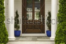 Front Door Chestnut