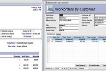 Ms Access Templates