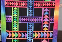 Quilts made from my patterns / Cool quilts made by other quilters using Canuck Quilter patterns / by Joanne Kerton