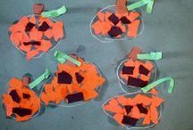 Halloween crafts/activities / by Kelly Monroe
