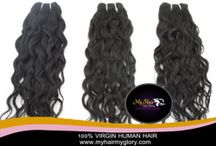 Brazilian Hair Basic Grades / Basic Hair.This hair is 100% Human Remy Processed Hair. Colour 1B. We carry sizes 12-32 inches in most styles. The hair is double weftd and comes in bundles of 50g or 100g. The hair has been tested for quality. The hair can withstand heat and as such you can stlye as you want. There is minimum to moderate shredding with this hair. This is a Basic quality 3 star hair.
