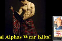 Highland Shifters / A board all about the Highland Shfiters boxed set. Inspired by the debut of the Outlander Starrz series 12 author wrote new stories set in Scotland and featuring shapeshifters.The boxed set has gone on to be a top 100 best seller on all platforms.