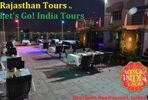 RAJASTHAN TOURS- DOORBEEN Restaurant, Jaipur / Read blog on DOORBEEN Restaurant, Jaipur  http://letsgoindiatours.blogspot.in/2016/04/rajasthan-tours-doorbeen-restaurant.html