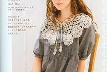 Crochet Collars / Patterns for lace collars