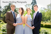 Kerry and Richards Wedding. / Enjoying the day at the Chateau Impney Hotel Droitwich Worcestershire