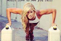 Fitness / by katelyn hunt