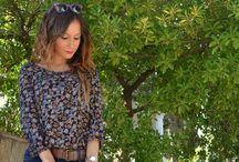 My outfits on the blog / Análisis de mis looks en el blog Busco tu estilo  https://buscotuestilo.wordpress.com/