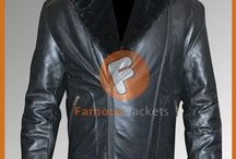 Balmain Mens Designer Black Jacket