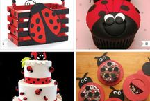 For the ladybug lovers in my life! / by Cherie Mosher