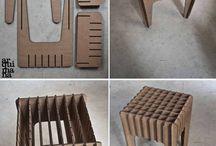 Product Design - Wood & Metal