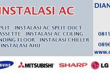 Air Conditioner atau AC / Menerima Jasa Service AC, Jasa Perbaikan AC, Jasa Instalasi atau Pemasangan AC dan Jual Beli AC untuk rumah, kantor, mall, apartemen, hotel, restoran, kafe, gudang, pabrik, sekolah, kampus dan rumah sakit