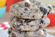 Cookie Monster! / Just cookies!