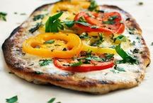 pizzas y panes